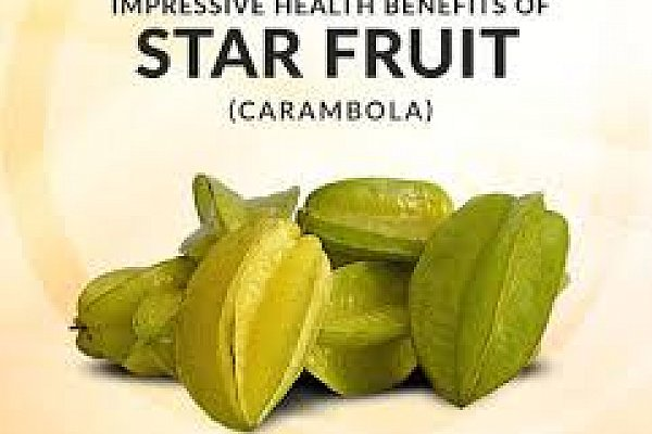 Benefits of Star Fruit