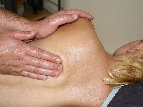 Back Rub Therapy Omaha