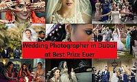 Wedding Photographer in Dubai at Best Price Ever