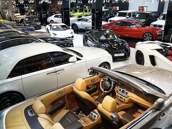 Best Luxury Car Deals in Dubai - The Elite Cars