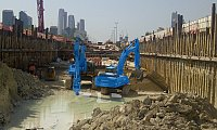Universal Piling offers you the best Sheet Pile Dubai