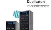CD DVD Blu-Ray Duplicators Service Provider